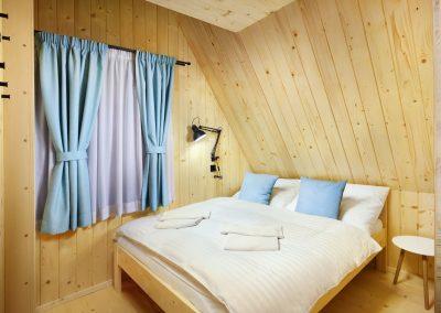 Modrá Vydra spálňa 2