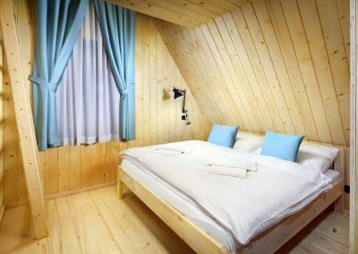 Modrá Vydra spálňa 3