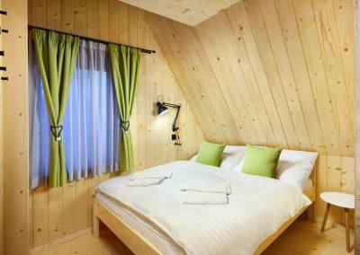 Zelená Vydra spálňa 2