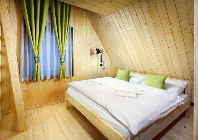 Zelená Vydra spálňa 3