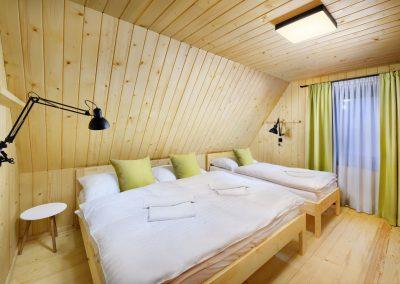Žltá spálňa 1